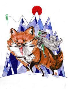 on Behance Rooster, Behance, Animals, Art, Art Background, Animales, Animaux, Kunst, Animal
