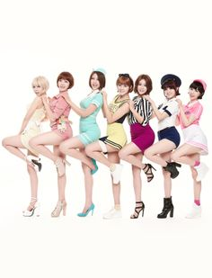 AOA Short Hair