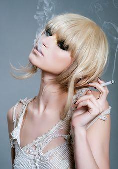 0af210603ec2e Smoking girls are sexier! FumarMujeresFotos De HumoChica ...