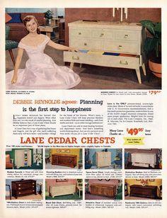 Lane Cedar Chests