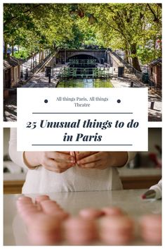 While the classic Parisian sights will never disappoint, for those looking to explore a bit more of the hidden corners of Paris, we've gathered our favorite alternatives for some unique things to do while you're in Paris.