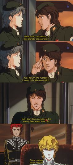 There's no kill like overkill (Legend of Galactic Heroes)  http://ru-logh.livejournal.com/