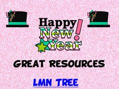 LMN Tree: New Year's Day Traditions: Free Resources and Activity