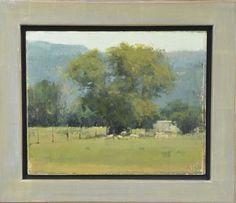"""Sheep Tree - 8.25"""" x 10.25"""" - $3400"""