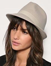 Fringe with hat