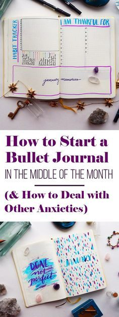 Starting a bullet journal is an exciting prospect, but it can be a bit nerve wracking too. There are so many things that can stand between you and getting started on the right foot. This guide will walk you through how to start a bullet journal even if yo Journal Log, Bullet Journal Journaling, Journal Prompts, Journal Pages, Bullet Journals, Journal Quotes, Journal Entries, Journal Notebook, Bullet Journal Design