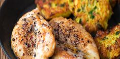 ▷ TOP 3 recepty na krůtí medailonky (aktualizováno 2020) I Love Food, Bagel, Bread, Chicken, Anime, Pineapple, Brot, Cartoon Movies, Baking