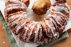 Sticky Cinnamon Pull-apart Monkey Bread