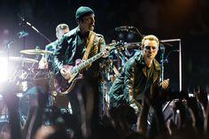 U2 au Centre Bell: un air de rétrospective (PHOTOS)