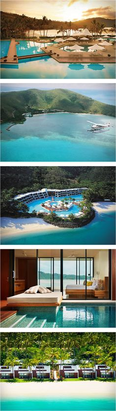Hayman Luxury Nature Resort in Australia