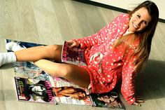 Take time for yourself! #jacket #homewear #magazines #itgirl #girl #blogger #fashion #fashionblog #warm #home #woman #womanfashion #trendy #fashiontips #smile #winter #wintertime #animalprint #printanimal #fluorcolors #pink #pinkadiction