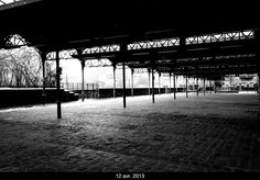 Halle aux chevaux, Vaugirard - © Patrick Martineau