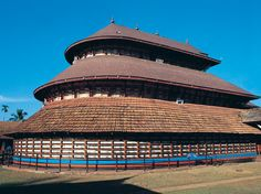 Another architectural beauty of Kerala