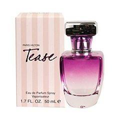 Paris Hilton Tease Eau De Parfum Spray by Paris Hilton, 1.7 Ounce