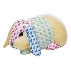 Bunny Collection Herend 15510-0-00 Lop-ear