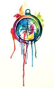 Výsledek obrázku pro tattoo watercolor