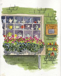 Mr Trombleys Tea by dphock, via Flickr