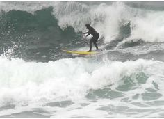 First nice wave with my Naish Hokua at pacific City, OR Shutterfly Pacific City, Sup Surf, Shutterfly, Bald Eagle, Surfing, Waves, Cold, Cool Stuff, Nice