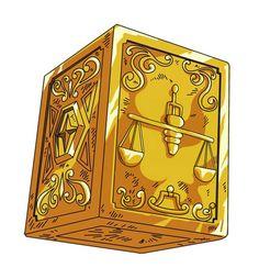Gold Pandora Boxes | Pandora Boxes | Fanarts by The Sanctuary's designer & Antares | Pharaon Website