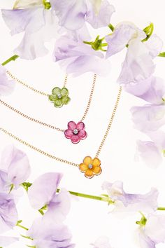 Flowers Bouquet celebrates Ferragamo Flowers fine jewels. Discover more at Ferragamo.com
