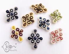 ソウタシエ・ピアス&イヤリング Flower Earrings by KaoriNa.