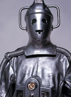 the original cybermen were a teensy bit stupid... Sorry John Pertwee, it had to be said