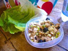 the preppy paleo: Paleo Mayo-Free Chicken Salad