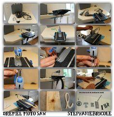 Comment découper soi-même des lettres en bois à la scie à chantourner ou à la scie sauteuse ? - Stéphanie bricole