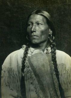 Francisco, Taos Indian, Fred Harvey Company Photograph Collection. Photograph by Karl Moon, 1908. Heard Museum, Phoenix, Arizona [RC1:619]