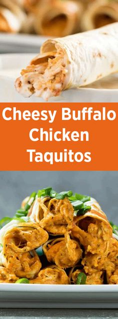 Cheesy Buffalo Chick