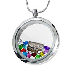 Floating Locket Set English Cocker Spaniel, Dog Breed England   12 Crystals   C ** Check out this great product.