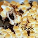 Smores dip!  I will never be thin