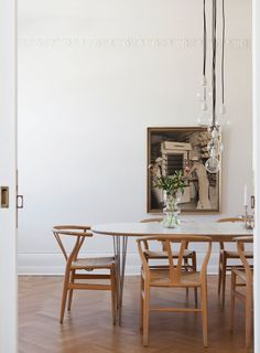 Tables Series Span Legs - Fritz Hansen