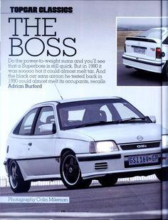 Compro Opel Kadett GSI 16v Champion (tres banderas) - Página 4 - ForoCoches