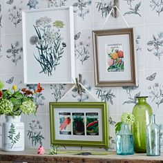 Country Homes & Interiors inspire with ten of their favourites, from teapot planters to handkerchief bunting