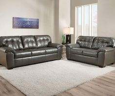 Simmons Mason Living Room Collection At Big Lots. Loveseat  SofaCouchesCharcoal ...