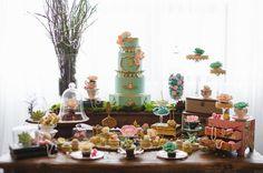 Une version plutôt féérique du style Marie-Antoinette! #magical - Mariagequebec.com