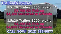 Trailers For Sale in Orlando FL - New Diamond Cargo Trailers For Sale