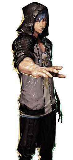 Kang Joo Sung (galgoo) - Cyphers. Luis / 사이퍼즈. 루이스 2010~2011