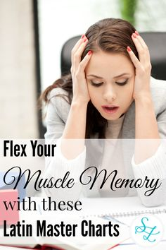 Flex Your Muscle Memory with These Latin Master Charts | Sweetness-n-Light via @Cheremere @famstyleschool6 #review