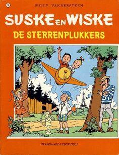 Suske en Wiske De Sterrenplukkers
