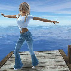 An awesome Virtual Reality pic! Avakin life exclusive! Casey breaks free! How the star was kicking it at the paradise island. Cleansing of all stress and drama! She's stronger than yesterday! #avakinlife #avakin #sims #secondlife #imvu #stronger #beach #blonde #virtualreality #prettygirl #bongbeauties #420 #highsociety by callme_caseyy check us out: http://bit.ly/1KyLetq