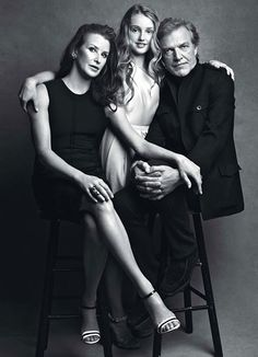 The Family Issue - Darci Kistler, Talicia Martins, Peter Martins