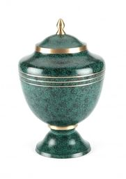 Brass Cremation Urns for Memorial by Urns UK  Brass #Cremation Metal Urns in the #UK are composed of the finest quality material and form a perfect solution for burials. They offer a wide range of Cremation Ashes Urns made of ceramics, glass, stone, wood, metal urns and composite urns.