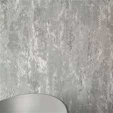 Ajanta by Designers Guild - Concrete : Wallpaper Direct Textured Wallpaper, Fabric Wallpaper, Wall Wallpaper, Textured Walls, Hanging Wallpaper, Wallpaper Wallpapers, Designers Guild Wallpaper, Designer Wallpaper