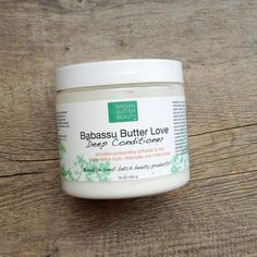 Dry Hair  Deep Conditioner  Moisturizing Hair Conditioner by BrownButterBeauty 10% off coupon code BBBPIN
