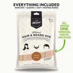 Ginger Blonde Henna Hair Dye – Henna Color Lab® – Henna Hair Dye