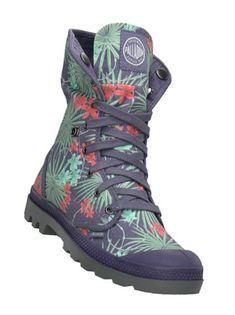 Palladium Boots by Gitmo Tropical Camo Pattern Commission . Palladium Boots, Camo Patterns, Hiking Boots, Tropical, Shoes, Fashion, Souvenir, Walking Boots, Moda