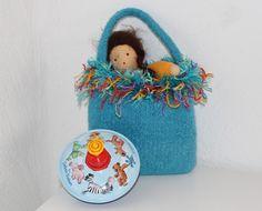Handtaschen - *Zirkus* - ein Designerstück von feldmaus-mi bei DaWanda