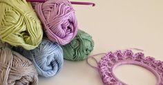 een blog over haken,haakpatronen en haakideetjes Crocheting, Knit Crochet, Crafting, Plastic, Knitting, Blog, Ear Rings, Presents, Carton Box